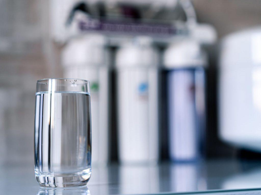 Informacija ieškantiems vandens filtrų